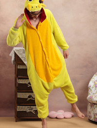 Wholesale Chinese Dragon Cosplay Costumes Animal Leopard Kigurumi Anime Pyjamas Sleepwear