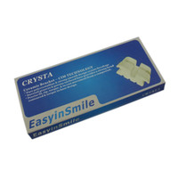 No No Manual Dental Orthodontic Roth Ceramic Bracket Brace 3 with Hook 0.018