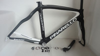 Wholesale 2013 full pinarello dogma black white C03 THINK2 full carbon fiber road bike frame bicycle Frames set