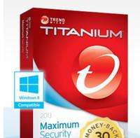 Wholesale Trend Micro Titanium Maxmium Security Year year antivirus security