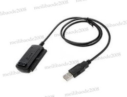 Wholesale USB to SATA IDE HD HDD Adapter Cable MYY5315