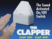 activate id - The CLAPPER SOUND ACTIVATED On Off SWITCH by Hand Clap Electronic Gadget ID