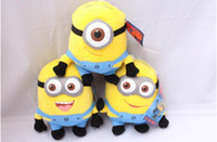 Wholesale Despicable ME Toy Movie Plush Toys quot cm Minion Jorge D eyes Stewart Dave NWT with tags