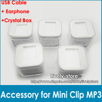 Fedex DHL 200pcs Accessory Accessories for Mini MP3 players ...