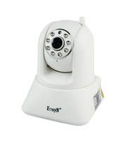 Wholesale easyN H3 V HD Mega Pixels P Plug And Play H Wireless IP Camera Pan Tilt IR Cut Motion Detection F1043B