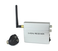 4ch - 2 GHz CH Channel Frequency Wireless Receiver for Wireless Camera BNC Wireless Converter F2110B