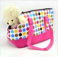 Wholesale Hot sell Pet dog portable carrier knapsack shoulder bag backpack folded pet products D