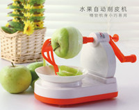 Wholesale Fruit Apple Garnish Cutter Peeler Spiral Fruits Vegetable Curly Slicer Kitchen Tools