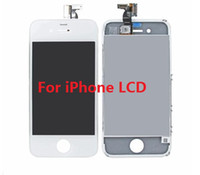 lcd panel - 100 Original Retina LCD Display Digitizer Frame Full Set Assembly For iPhone G S