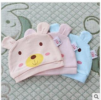 Wholesale Of A boa cartoon baby hat baby hat exquisite design provide the maternal and infant children s products