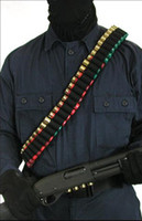 Wholesale Round ang GA Gauge SHOTGUN SHELL Ammo Gun Sling Bandolier Holder