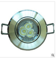 Wholesale Small w LED ceiling smallpox lamp specular highlight manufacturer produces mm diameter V aluminum alloy wire w shoot the light