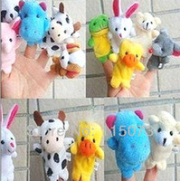 Cheap Education plush toys Hand puppets toys for children. good helper to tell stories