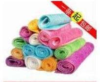 Wholesale Best Selling Double Thick Bamboo Fiber Dish Towel Grease Proof Cleaning Cloth Towel Bamboo Fiber Cloth Cleaning Cloth CM