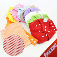 Cloth Diapers babycity cloth diapers - Lowest Price Babycity Pc adjustable baby land washable baby cloth diaper summer mesh breathable cloth diapers baby nappy color free pick