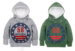 Kids 68 Hoodies Autumn winter boys sweater Children Clothes Kids Sport Suit Hoody baby Hoody Coat cool design 5pcs lot free shipping