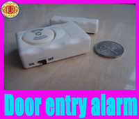 Wholesale Wireless Sensor Door Window Entry Burglar Alarm Bell