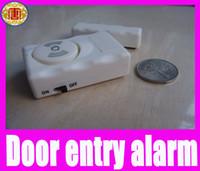 Wholesale Wireless Sensor Door Window Entry Burglar Alarm Bell Magnetic Sensor