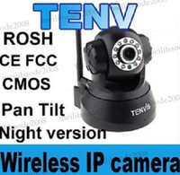 Wholesale CCTV W Tenvis Surveillance Ip cameras UPDATE VERSION Wireless IR Network Security ip Camera Night Vision MYY5328