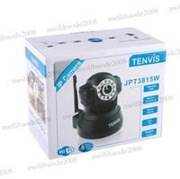 CCTV 3815W Tenvis de Vigilancia cámaras Ip VERSIÓN de ACTUALIZACIÓN Inalámbrica de INFRARROJOS de la Seguridad de la Red ip de la Cámara de Visión Nocturna MYY5328
