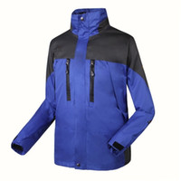 Wholesale 2013 hiking jackets Mauntaineering Jackts ski wear men outdoor waterproof windproof ski suit Removable Liner