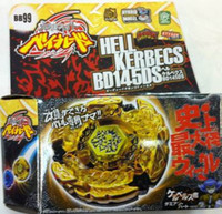 Wholesale Hot d beyblade new toy D BB99 BB104 BB105 BB106 beyblade with ruler puller