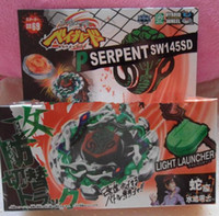 Wholesale and Dropship Beyblade Metal Fusion Battle Tops Poison Serpent BB69 from china supplier