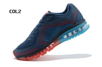 Wholesale New arrival Brand NK airmax Mens sports shoes Athelitics sneakers Popular Running shoes baseball shoes cols