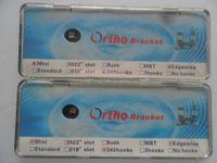 Cheap Dental Orthodontic Edgewise Ceramic Bracket Brace 3,4,5 with Hook 0.022