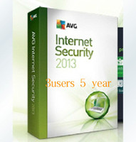 Wholesale Newest products AVG Internet Security users years Brand NEW Codes