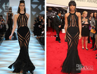 Satin kelly rowland dress - New Summer Pageant Dresses Kelly Rowland th Annual Grammys Red Carpet Tulle Satin Black Mermaid Dresses BO1749