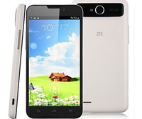 """ZTE 5.0 Android ZTE V987 Quad Core android 4.21 MTK6589 with 1.2GHz 1GB RAM 4GB ROM 5.0"""" IPS HD Screen Smart Phone"""