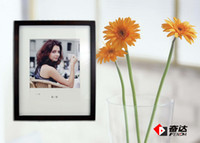 Wholesale Pine wood flat photo frame wooden picture frame