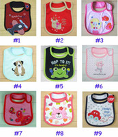 Wholesale Toddler bib bibs toddler scarf scarves cotton baby Bibs baby bib Wipes Wraps Burps Cloth