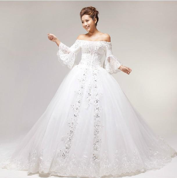 Vintage wedding dresses strapless butterfly sleeve corset for Butterfly back wedding dress