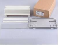 plastic din rail box industrial material - Standard din rail industrial plastic boxes mm Flame resistant Material