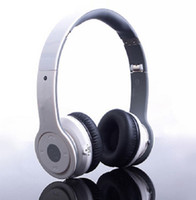 Wholesale Famous Bluetooth Wireless Headset Headphones earphone Noise Cancelling high definition Best quality