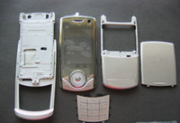 Wholesale 50pcs Full mobile phone housing for samsung u700 faceplates cover cell phone case keypad