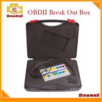 Wholesale 2013 ADS OBDII Protocol Detector OBDII Break Out Box