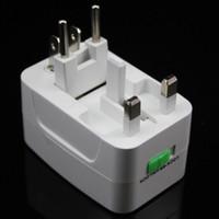Universal surge protector - International Travel Universal Adapter Surge Protector Fits for EU UK US AU JP Multifunctional Conversion Plug Converter HKpost pc