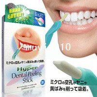 Wholesale High Quality PC Teeth Tooth Dental Peeling Stick Eraser Oral Hygiene Teeth Whitening