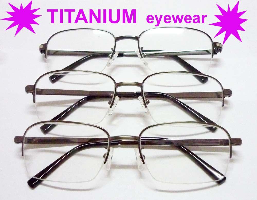 2013 New Arrival Titanium Optical Frames ,Nice Half Frame ...