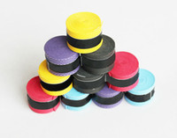 Wholesale 10 Tennis Anti slip Racket Handle Tape Overgrip Badminton Over Grip mm PU Resin