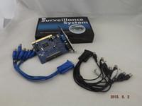 Wholesale ch PC video DVR Card GV250 S563