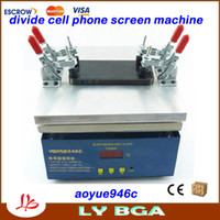 Wholesale 220 V AC YOUYUE D LCD screen separator split screen machine LCD repair machine