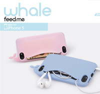 New Heat Sink Case Whale Silica Skin Cover Dustproof Wallet ...