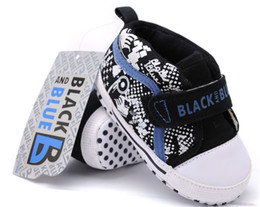2013 new boy child cute black male baby toddler shoes   shoes   baby shoes   toddler, 6pair lot