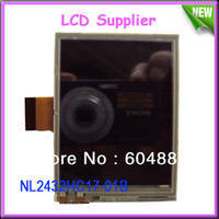 Wholesale Original inch NEC NL2432HC17 B LCD Display Panel for Mio A701 A700 A500 O2 XDA ATOM Trimble TDS RECON