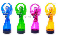 Wholesale Mist Sport Beach Camp Travel Portable Mini Fashion Water Spray Cooling Cool Fan