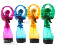 Wholesale Portable Mini Water Spray Cooling Cool Fan Mist Sport Beach Camp Travel